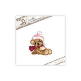 LC12 Cozy Christmas Bear