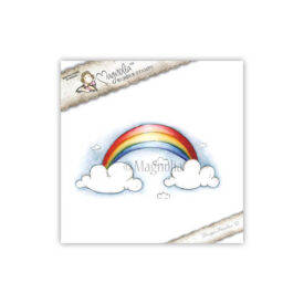 SR11 Rainbow With Clouds