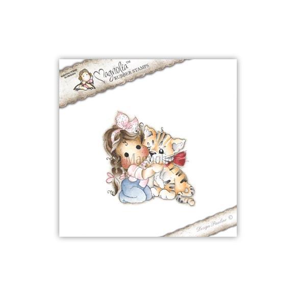 AY14 Tilda with Daisymae the Tiger