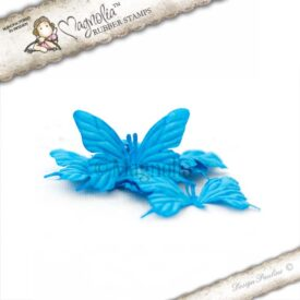 blue mountains poppies butterflies  m