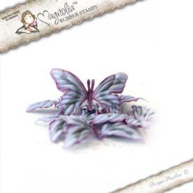 Dark lilac butterflies s