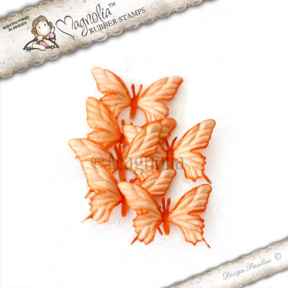 daylilys butterflies