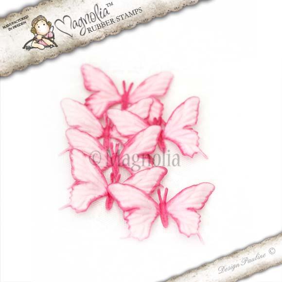 gladiolus butterflies
