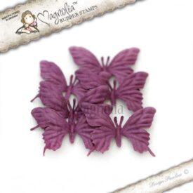 lilac butterflies