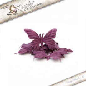 lilac butterflies s