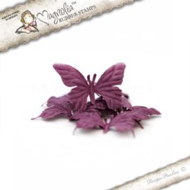 lilac butterflies m