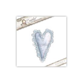 WFC14 Christmas Lace Heart