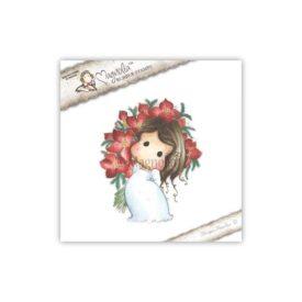 WFC14 Sparkle Poinsettia Tilda