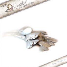 silverymistletoeleaves