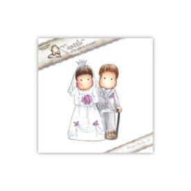 WC10 Classic Bridal Couple