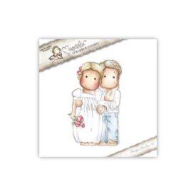 WC10 Loving Bridal Couple