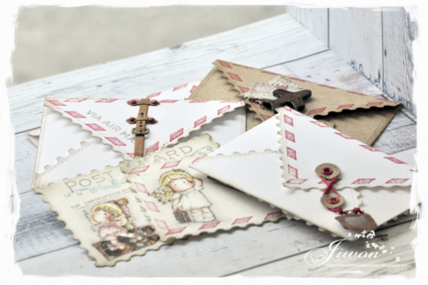 Mini Letter Envelope