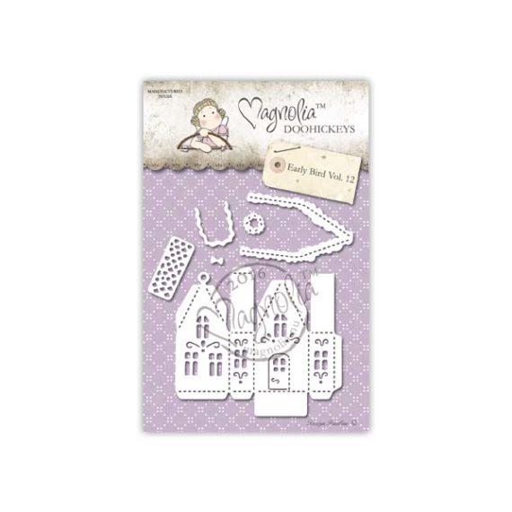 DooHCLUB-12 Gingerbread House (from Early Bird DooHickey vol 12)