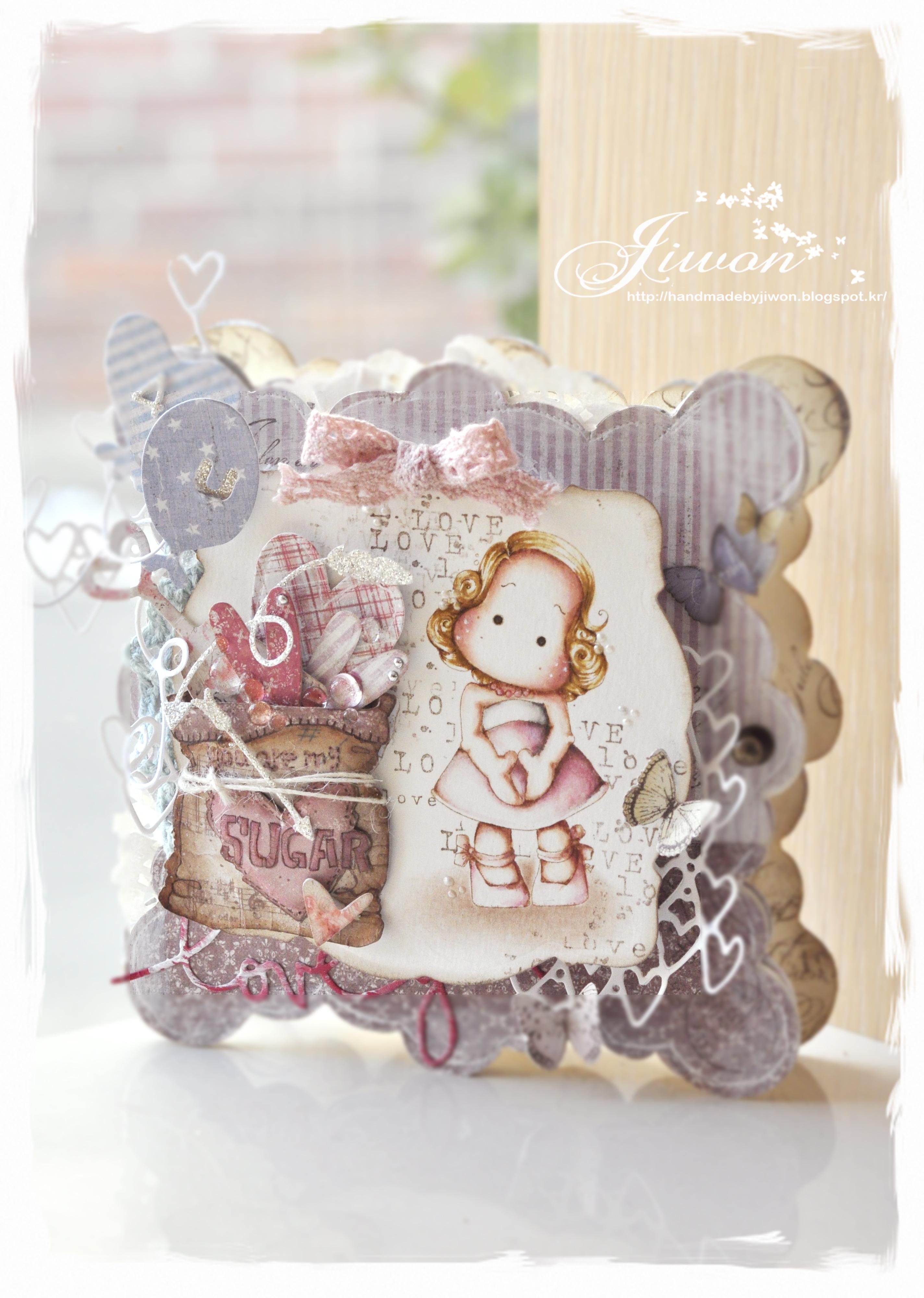 ValentineDay Chocolate box