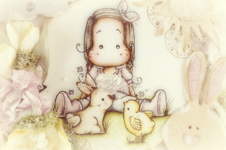 ♥ New Collection It's Springtime & DooHickey Box Vol.13 – Sweet Pea ♥