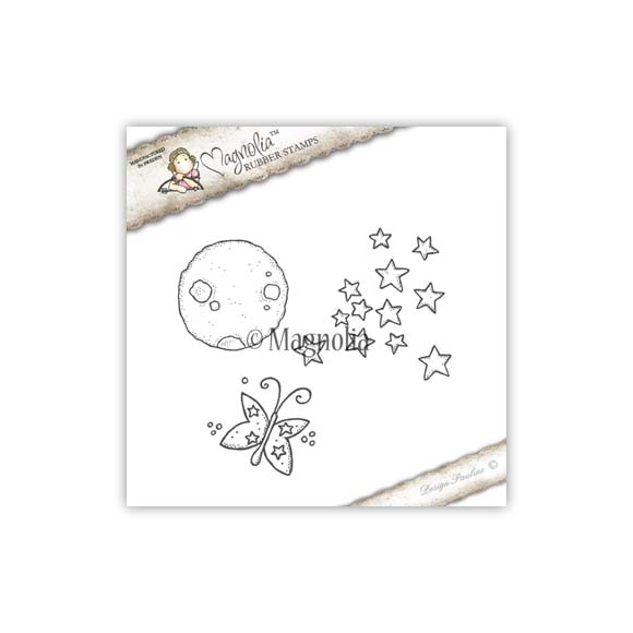 moon star and butterfly kit