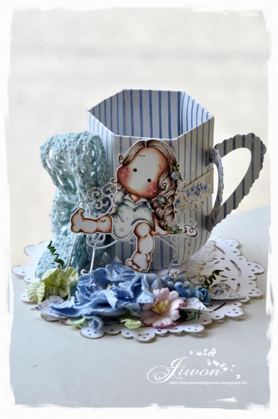 Paper Mugs of Tilda