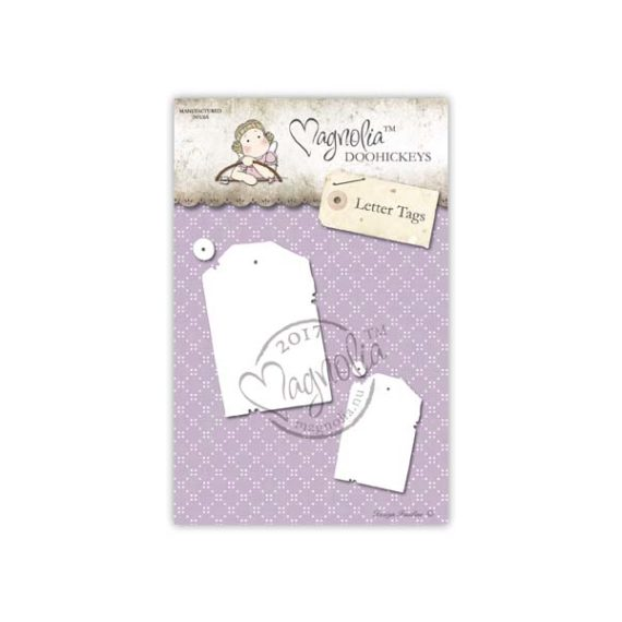 DooH-BC17 Letter Tags