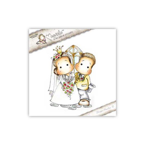 YI-18 Mrs And Mr Magnolia