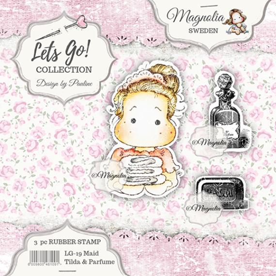 LG-19 Maid Tilda & Parfume