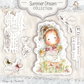 SD-19 Summer Dream Art Stamp Kit