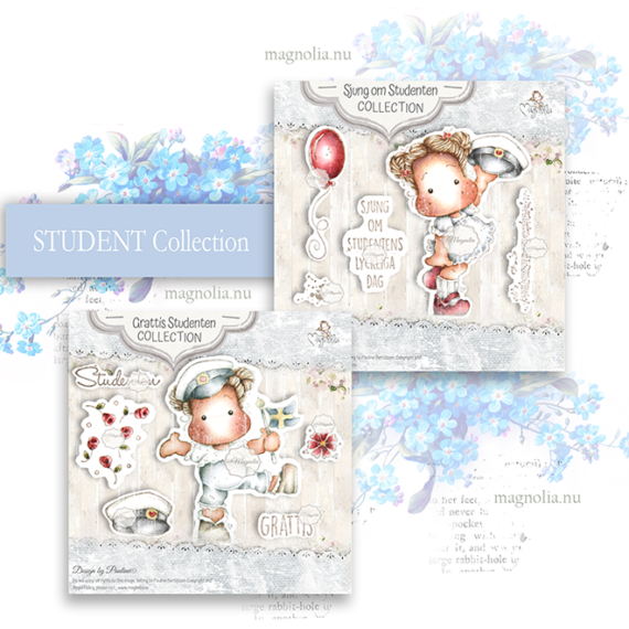 ST-20 Student Collection Art Stamp Sheet