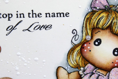 Stop in the name of love….