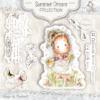 SD-19 Summer Dream Art Stamp Kit
