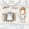 SH-19 Spooky Art Stamp Sheet