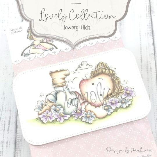 magnolia rubber stamps